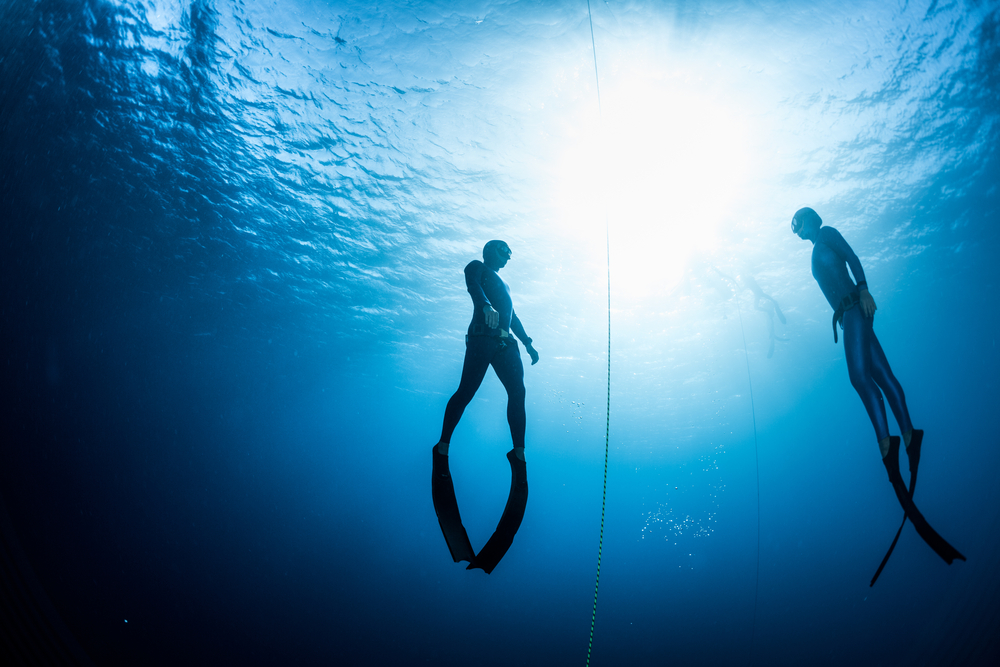 APNOE Freitauchen/Freediving